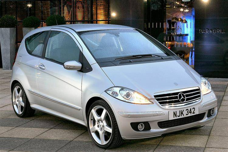 mercedes benz a class 2005 2008 used car review car review rac drive. Black Bedroom Furniture Sets. Home Design Ideas