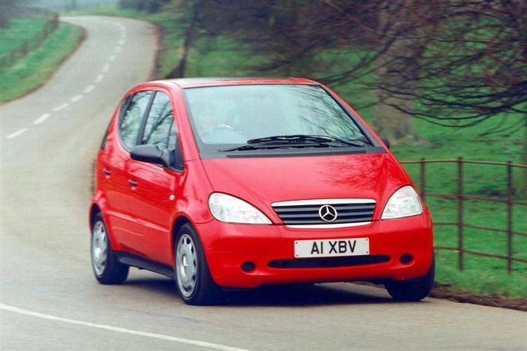 Mercedes-Benz A-Class (1998 - 2005) used car review | Car review ...