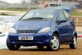 Mercedes-Benz A-Class (1998 - 2005) used car review
