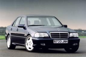 Mercedes-Benz C-Class C36 / C43 AMG (1994 - 2000) used car review