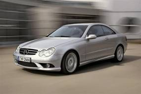 Mercedes-Benz CLK-Class (2002 - 2009) used car review