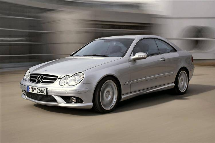 Mercedes Benz Clk Class 2002 2009 Used Car Review Car Review Rac Drive