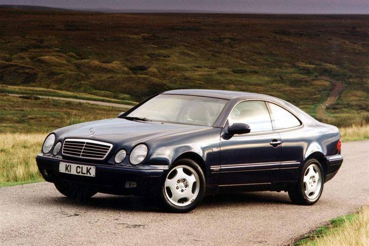 Mercedes Benz Clk Class 1997 2002 Used Car Review Car Review