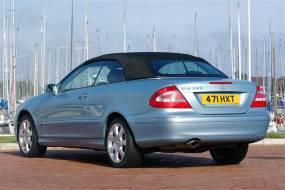 Mercedes-Benz CLK-Class Cabriolet (2003 - 2010) used car review