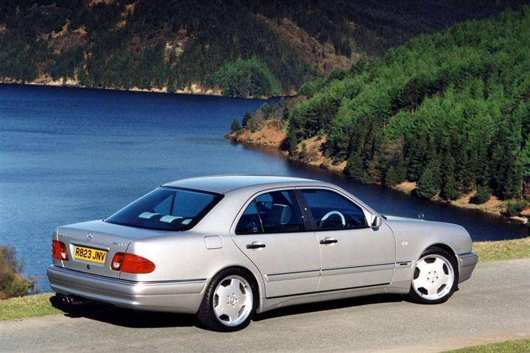 Mercedes Benz E Class 1995 2002 Used Car Review Car