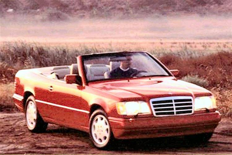 Mercedes-Benz E-Class (1993 - 1995) used car review