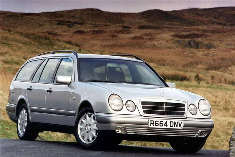 Mercedes benz e class estate 1989 2002 used car review for Mercedes benz 2002 e class