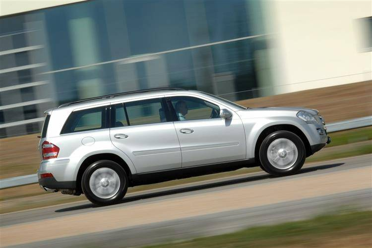 Mercedes-Benz GL-Class (2006-2013) used car review | Car