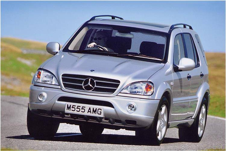 2001 mercedes ml320 reviews