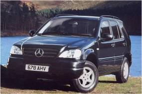 Mercedes-Benz M-Class (1998 - 2005) used car review