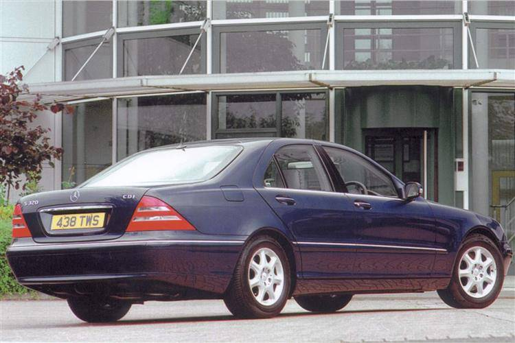 Mercedes Benz S Class Saloon 1999 2006 Used Car Review Car