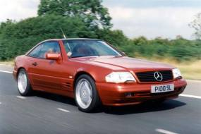 Mercedes-Benz SL-Class (1989 - 2002) used car review