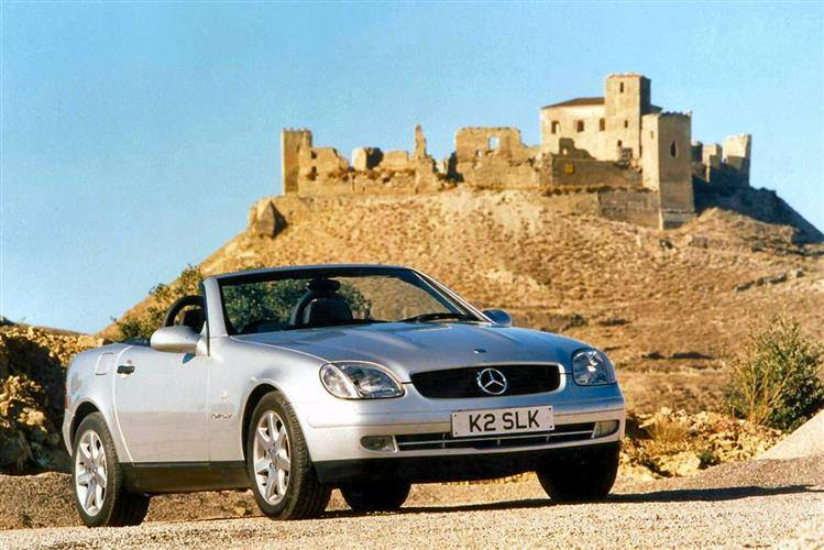 1999 mercedes benz slk230 repair manual