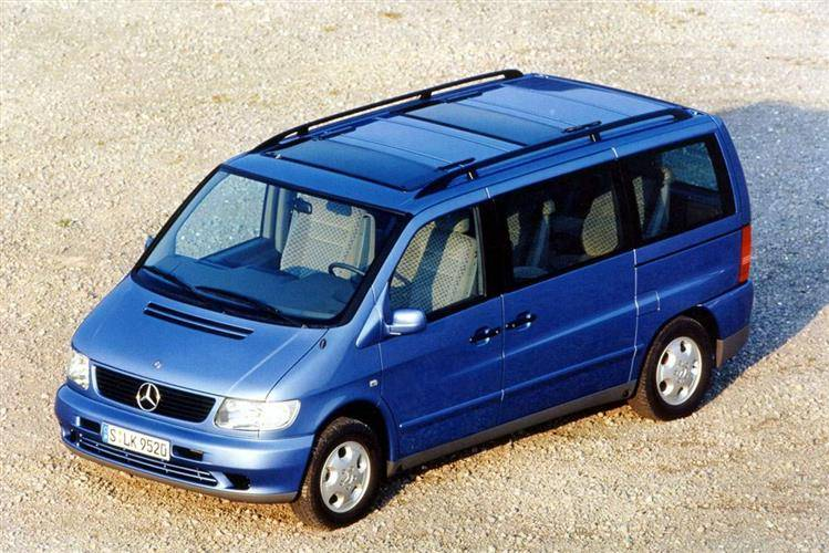 Mercedes-Benz V-Class (1996 - 2003) used car review | Car review