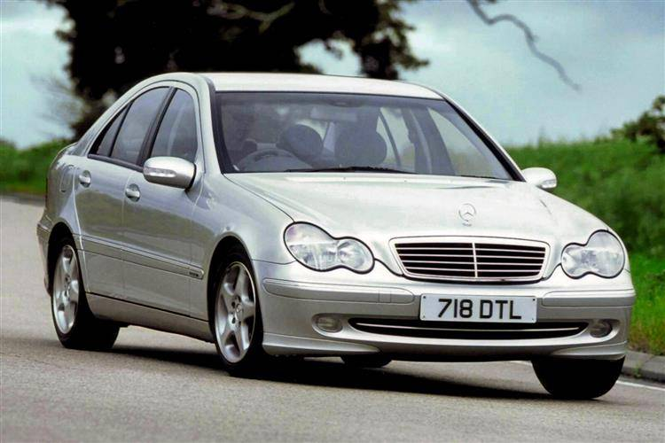 Mercedes benz c class 2000 2007 used car review car for Mercedes benz c class review