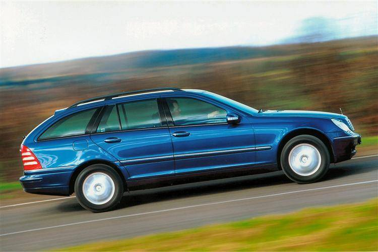 Mercedes Benz C Class Estate 2001 2008 Used Car Review
