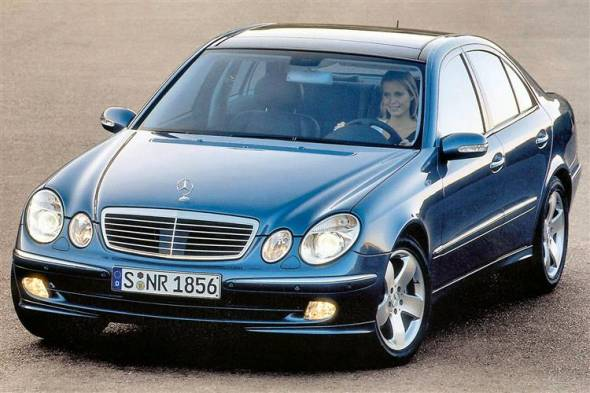 Mercedes-Benz E-Class (2002 - 2009) used car review