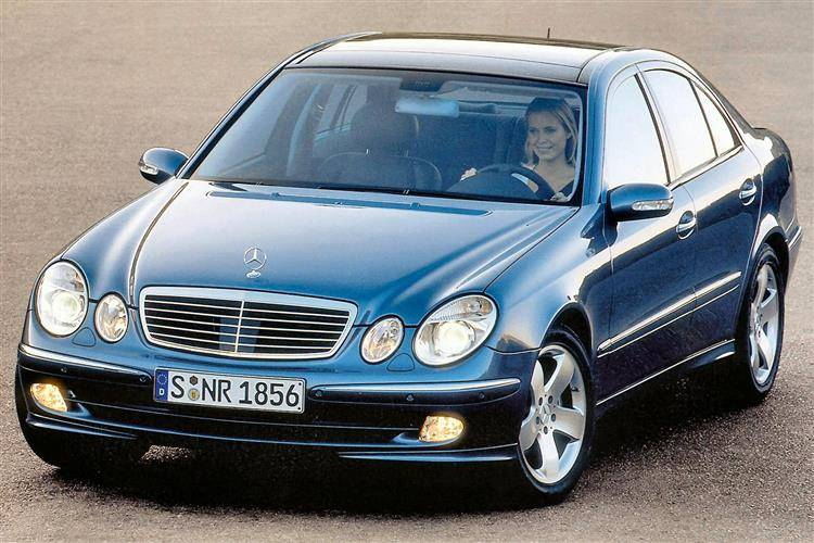 mercedes-benz e-class (2002 - 2009) used car review | car review