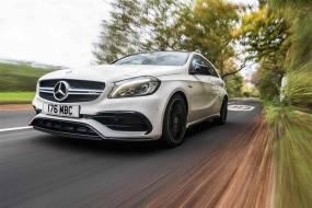 Mercedes-AMG A45 (2013 - 2018) used car review