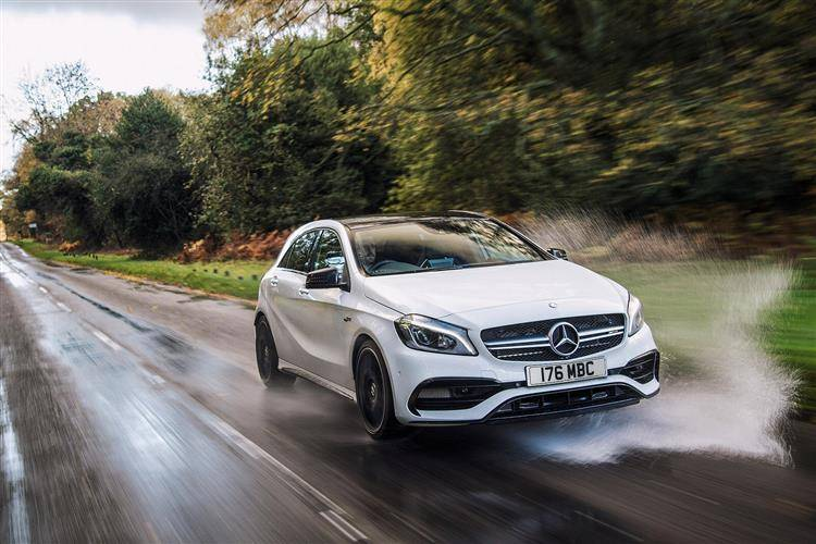Mercedes-AMG A45 (2013 - 2018) used car review | Car review