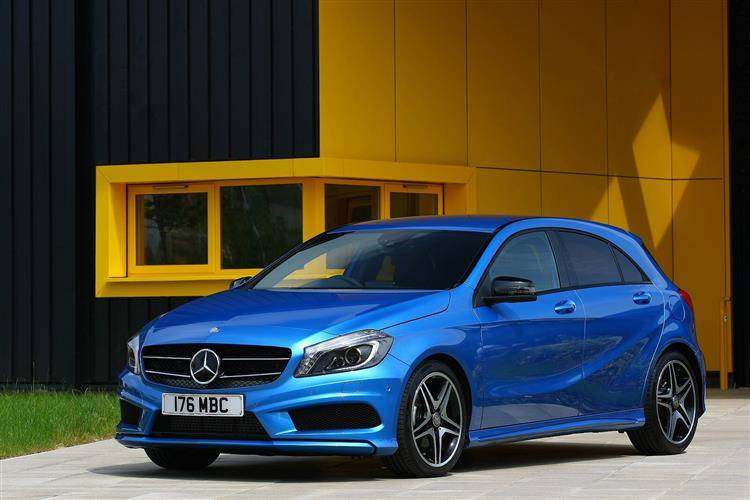 ... Mercedes Benz A Class (2012   2015) Used Car Review ...