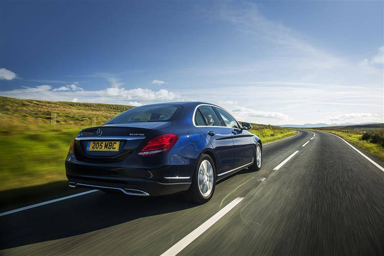 Mercedes-Benz C-Class (2014 - 2018) used car review