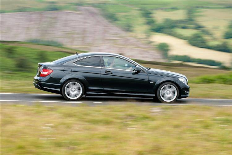 Mercedes-Benz C-Class Coupe (2011 - 2015) used car review | Car