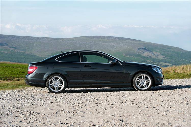 Mercedes benz c class coupe 2011 2015 used car review for Mercedes benz c class coupe used