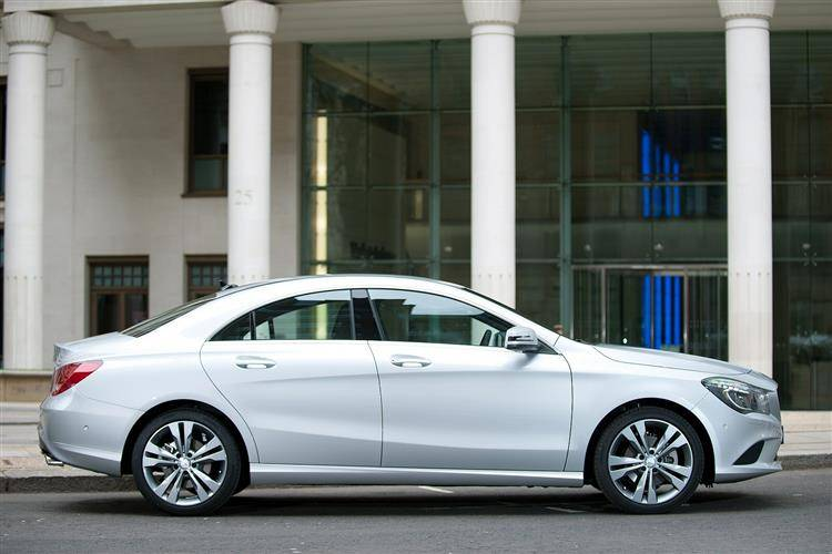 Mercedes-Benz CLA (2013 - 2018) used car review