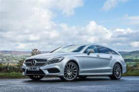 Mercedes-Benz CLS Shooting Brake (2015 - 2017) used car review