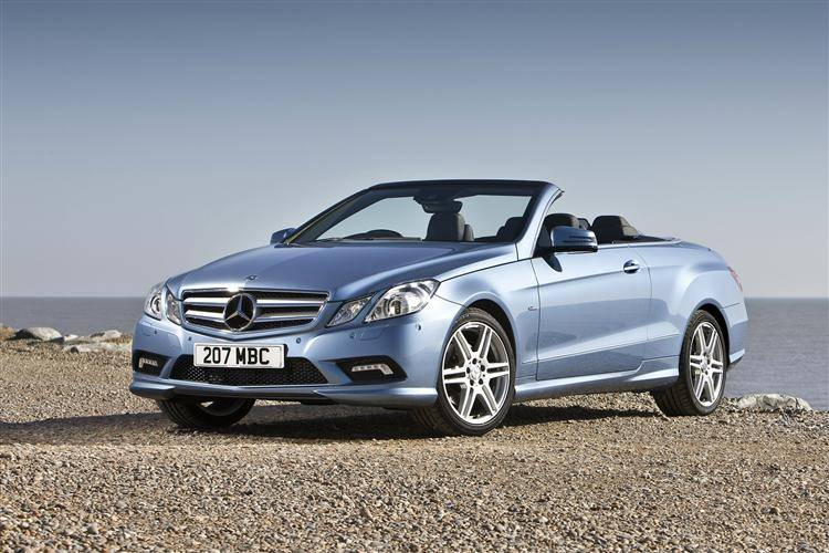 Mercedes Benz E Class Cabriolet 2010 2013 Used Car Review Car