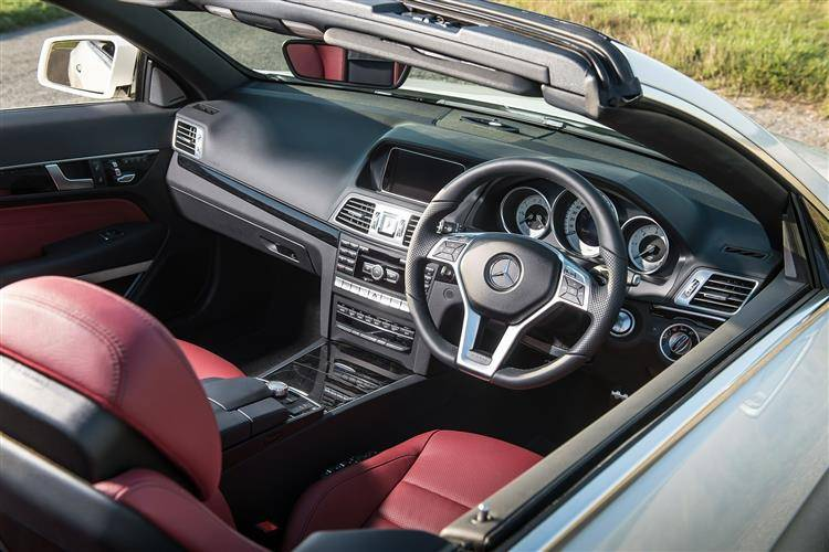 Mercedes-Benz E-Class Cabriolet (2013 - 2017) used car review