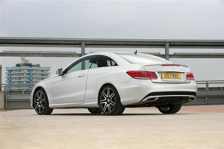 Mercedes Benz E Class Coupe 2013 2016 Used Car Review Car