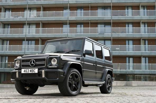 Mercedes-Benz G-Class (1990 - 2017) used car review