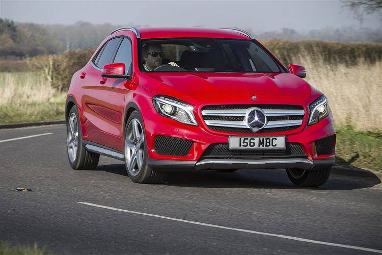 Mercedes-Benz GLA (2014 - 2017) used car review | Car review