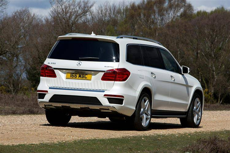 Mercedes-Benz GL-Class (2013 to 2015) used car review