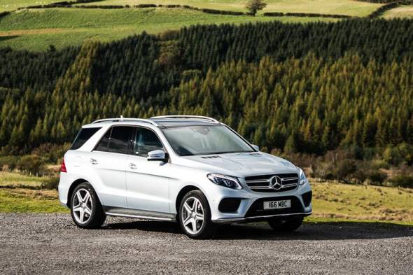 Mercedes-Benz GLE (2015 - 2018) used car review