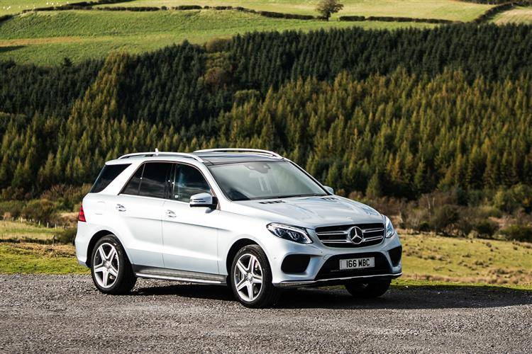 Mercedes-Benz GLE (2015 - 2018) used car review   Car review   RAC Drive