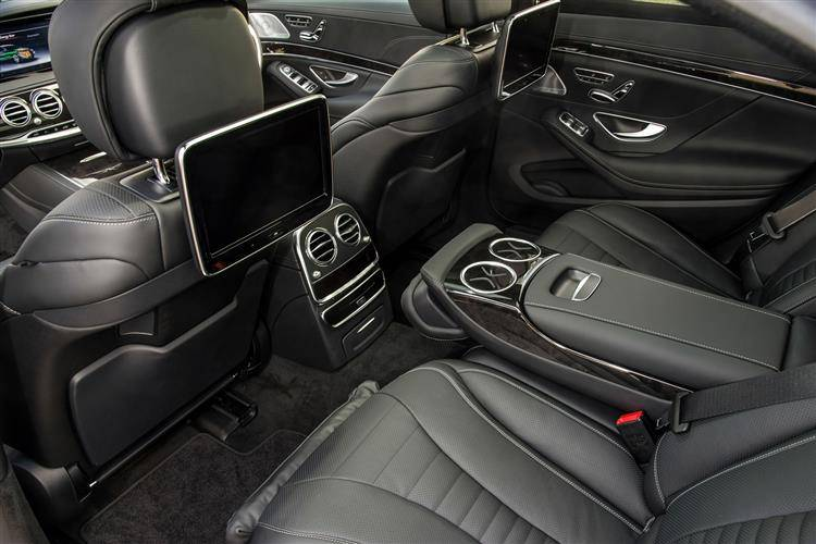 Mercedes-Benz S-Class Saloon Hybrid (2013 - 2017) used car
