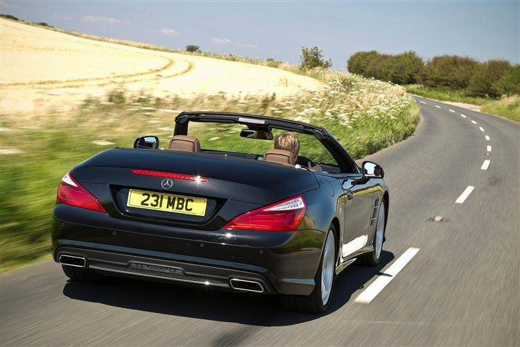 Mercedes-Benz SL (2012 - 2016) used car review | Car review