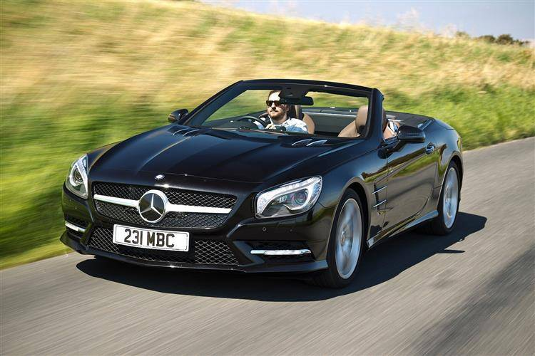 Mercedes benz sl 2012 2016 used car review car for Used mercedes benz sl