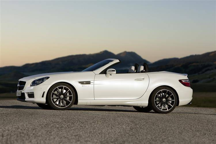 Mercedes Benz SLK (2011   2015) Used Car Review ...