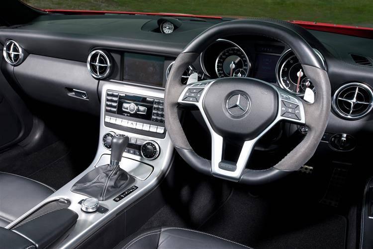 Mercedes-Benz SLK (2011 - 2015) used car review