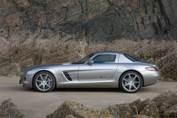 Mercedes-Benz SLS AMG (2010-2014) used car review