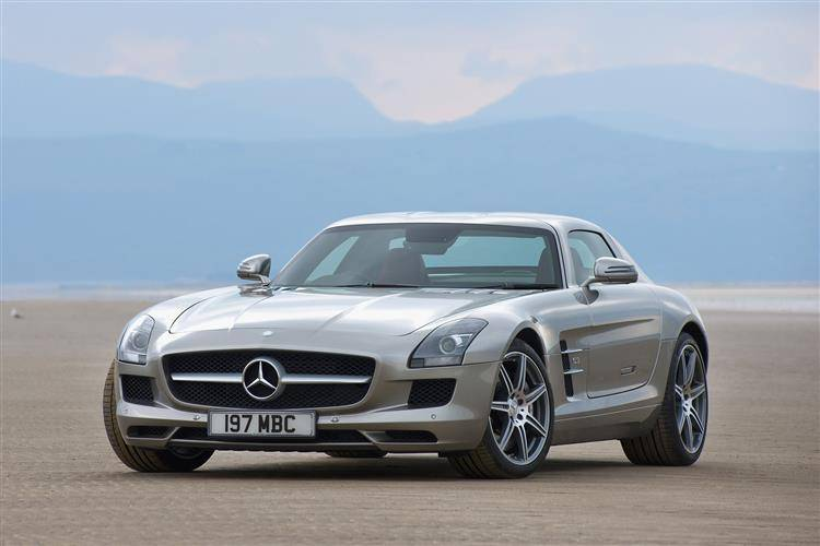 mercedes-benz sls amg (2010-2014) used car review | car review
