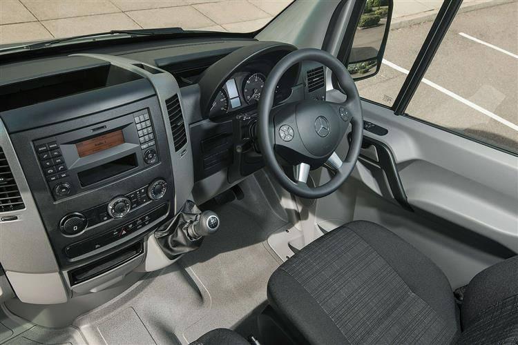 Mercedes-Benz Sprinter (2006 - 2018) used car review | Car review