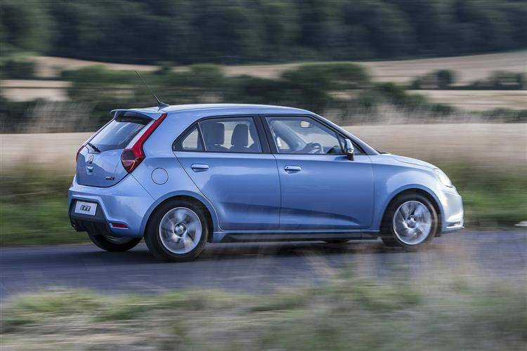 MG3 (2013 - 2018) used car review
