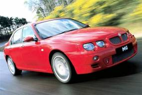 MG ZT (2001 - 2005) used car review