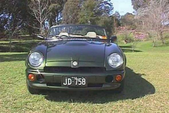 MG RV8 (1992 - 1995) used car review