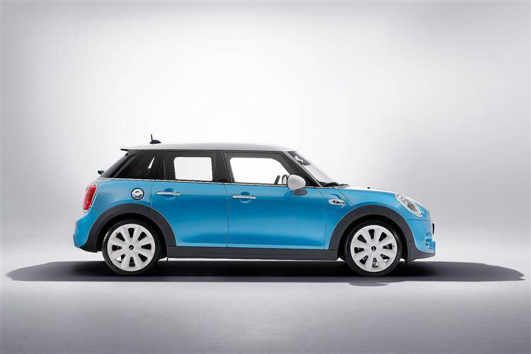 MINI 5-Door Hatch 'F55' (2014-2018) used car review